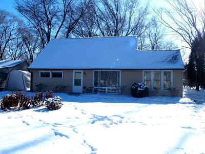 Greenfield Single Family Home Active Contingent With Offer: 7003 W Bottsford Ave