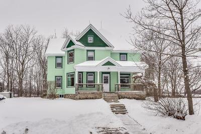 Kenosha County Single Family Home For Sale: 8170 Antioch Rd