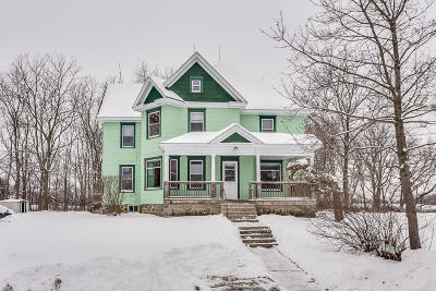 Kenosha County Two Family Home For Sale: 8170 Antioch Rd