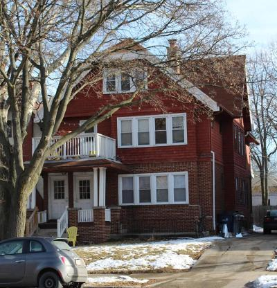 Milwaukee County Two Family Home For Sale: 3370 N Downer Ave #3372