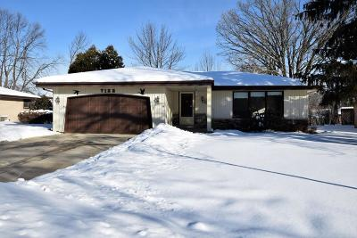 Franklin Single Family Home Active Contingent With Offer: 7122 W Imperial Dr