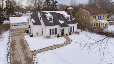 Milwaukee County Single Family Home Active Contingent With Offer: 312 E Willow Rd