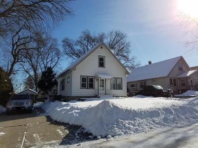West Allis Single Family Home Active Contingent With Offer: 644 S 94th St