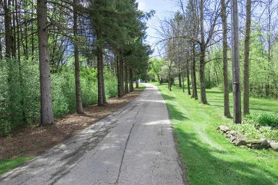 Cedarburg Residential Lots & Land For Sale: 10101 Cedar Creek Rd #Lt4