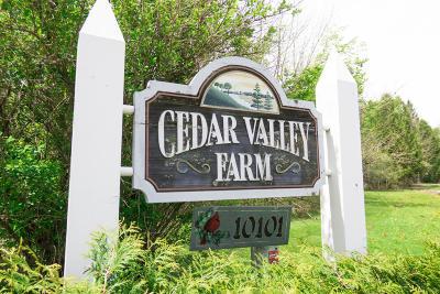Cedarburg Residential Lots & Land For Sale: 10101 Cedar Creek Rd #Lt2
