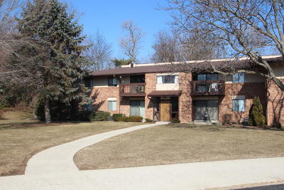 Pewaukee Condo/Townhouse For Sale: 327 Park Hill Dr #C