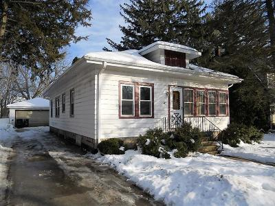 Waukesha County Single Family Home Active Contingent With Offer: 419 State St
