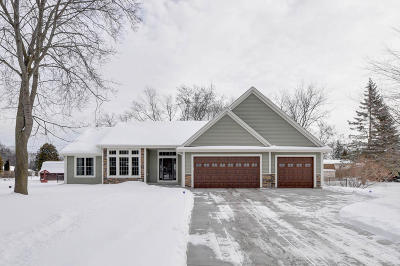 Milwaukee County Single Family Home For Sale: 6512 S 120th St