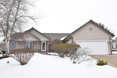 Milwaukee County Single Family Home For Sale: 7129 W Woodbury Dr