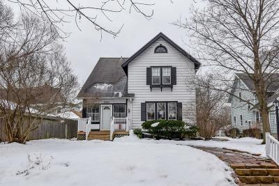 Wauwatosa Single Family Home Active Contingent With Offer: 8023 Red Arrow Ct
