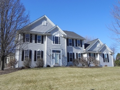 Waukesha County Single Family Home For Sale: W242n7321 Old Oak Dr
