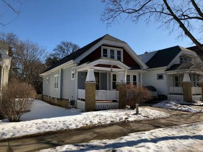 Wauwatosa Single Family Home For Sale: 2256 N 69th St