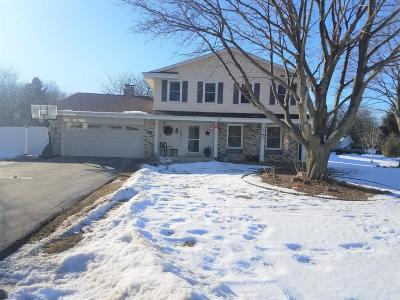 Racine County Single Family Home For Sale: 3310 Gayhart