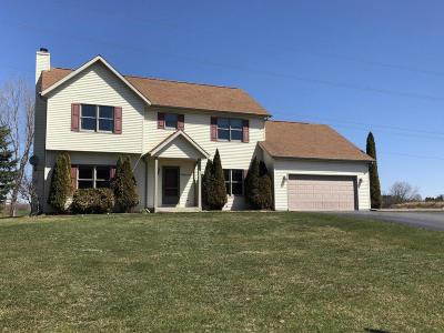 Hartland Single Family Home Active Contingent With Offer: N77w27820 Garnet Ct