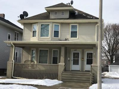 Racine County Two Family Home For Sale: 1616 -1618 Holmes Ave