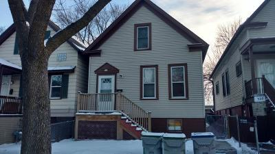 Milwaukee County Single Family Home For Sale: 521 W Maple St