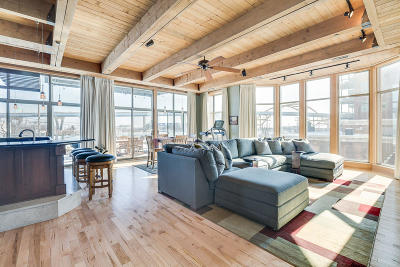 Milwaukee Condo/Townhouse Active Contingent With Offer: 541 E Erie St #216