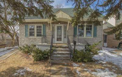 West Allis Single Family Home For Sale: 1479 S 88th St