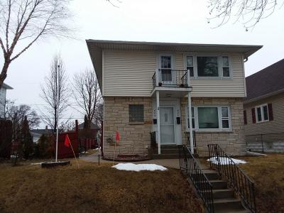 South Milwaukee Two Family Home For Sale: 604 Menomonee Ave #606