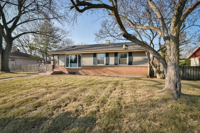 Glendale Single Family Home Active Contingent With Offer: 5793 N Witte Ln