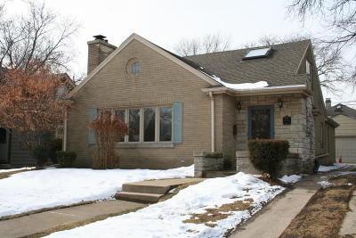 Racine WI Single Family Home For Sale: $189,500