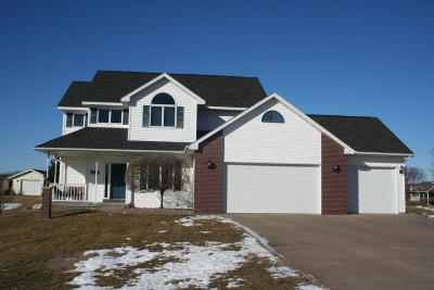 Holmen WI Single Family Home For Sale: $294,900