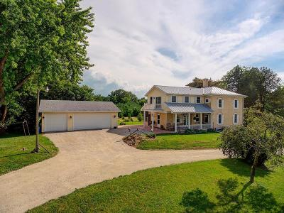 Jefferson County Single Family Home For Sale: N3674 County Road F