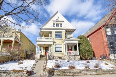 Milwaukee Single Family Home Active Contingent With Offer: 1809 N 2nd St