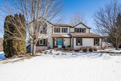 Slinger Single Family Home Active Contingent With Offer: 760 Century Ct