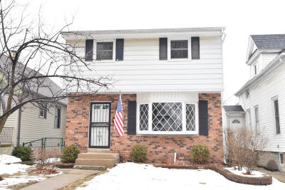 West Allis Single Family Home Active Contingent With Offer: 1745 S 69th St