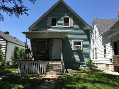 West Allis Two Family Home For Sale: 2153 S 75th St