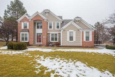 Germantown Single Family Home Active Contingent With Offer: W144n10378 Raintree Dr