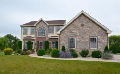 Oconomowoc Single Family Home For Sale: 1421 Waters Edge Dr
