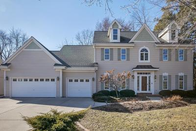 Cedarburg Single Family Home Active Contingent With Offer: W73n499 Greystone Dr