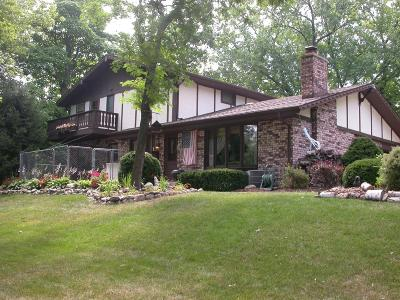 Mequon Single Family Home Active Contingent With Offer: 4548 W Grace Ave
