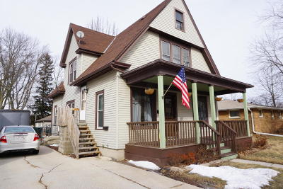 Two Family Home For Sale: 112/114 School St