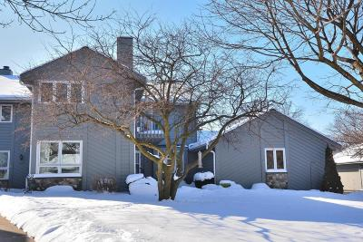New Berlin Condo/Townhouse Active Contingent With Offer: 15637 W Ridge Rd