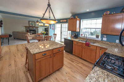 Waukesha Single Family Home Active Contingent With Offer: W291s2648 Cambrian Ridge