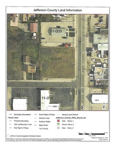 Lake Mills Residential Lots & Land For Sale: 1117 S Main St