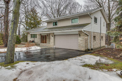 Glendale Single Family Home Active Contingent With Offer: 6880 N Beech Tree Dr