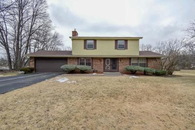 Muskego Single Family Home Active Contingent With Offer: W180s8010 Pioneer Dr