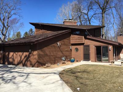 New Berlin Single Family Home Active Contingent With Offer: 14360 W Wilbur Dr