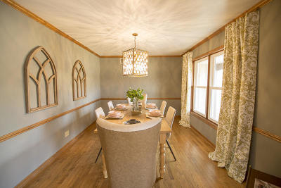 Brookfield Single Family Home Active Contingent With Offer: 15515 Shamrock Ln