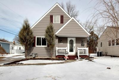 Menomonee Falls Single Family Home Active Contingent With Offer: N84w16576 Ann Ave
