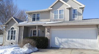 Watertown Single Family Home For Sale: 420 Lexington Ct