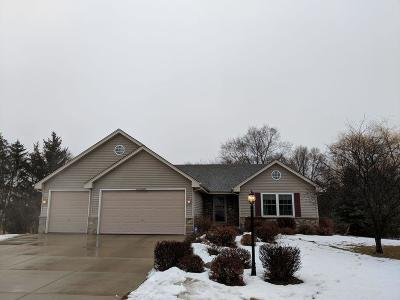 Menomonee Falls Single Family Home Active Contingent With Offer: W181n6022 Jackson Dr