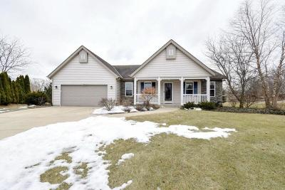 Muskego Single Family Home For Sale: W125s8592 Country View Ct