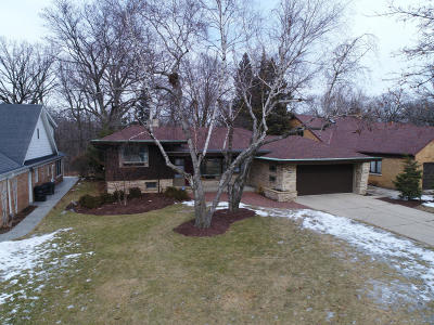 Milwaukee County Single Family Home Active Contingent With Offer: 7400 Maple Ter