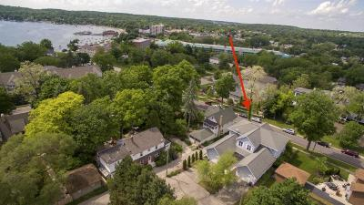 Lake Geneva Condo/Townhouse For Sale: 414 Baker St