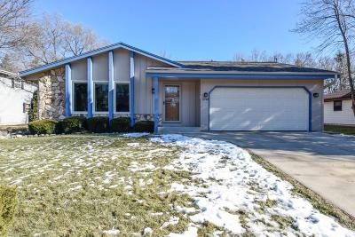 Greenfield Single Family Home Active Contingent With Offer: 3748 S 102nd St